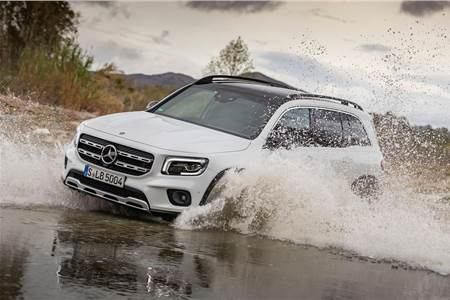 2020 Mercedes-Benz GLB review, test drive