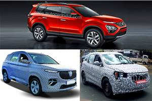Tata Gravitas vs the SUVs it will be up against