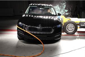 All-new Skoda Octavia secures 5-star Euro NCAP crash-test rating