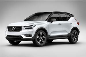 Volvo XC40 T4 R-Design petrol model launched at Rs 39.9 lakh