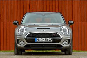 Next-gen Mini Clubman likely to be an SUV