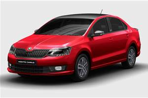 BS6 Skoda Rapid petrol to launch in April 2020