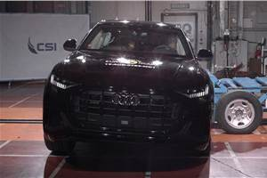 Audi Q8 gets 5-star Euro NCAP safety rating