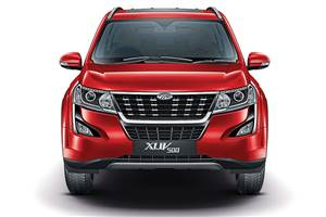 BS6 Mahindra XUV500 details revealed
