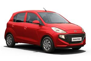 Hyundai Santro BS6 petrol engine details revealed