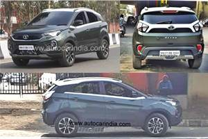 Tata Nexon facelift ready for launch