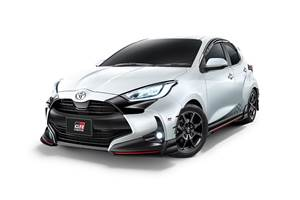 2020 Toyota Yaris TRD, Modellista editions revealed