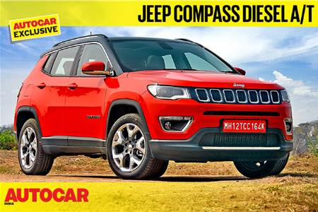 Jeep Compass diesel-automatic video review