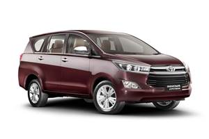 BS6 Toyota Innova Crysta launched at Rs 15.36 lakh