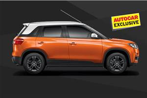 Vitara Brezza petrol new details revealed