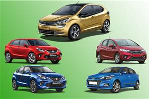 Tata Altroz vs rivals: Features comparison