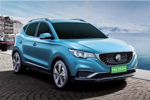 MG ZS EV price, variants explained