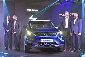 Tata Nexon EV launched at Rs 13.99 lakh
