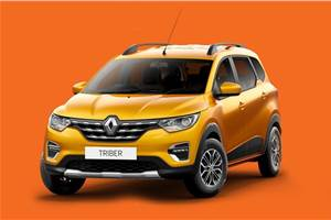 BS6 Renault Triber launched at Rs 4.99 lakh