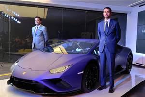Lamborghini Huracan Evo RWD launched at Rs 3.22 crore