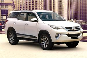 Toyota Fortuner BS6 production commences