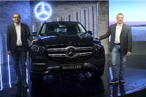2020 Mercedes-Benz GLE launched at Rs 73.70 lakh
