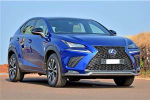 BS6-compliant Lexus NX launched at Rs 54.90 lakh