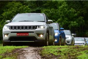 BS6 Jeep Compass launched
