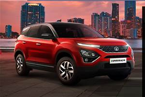 2020 Tata Harrier BS6 automatic range launched at Rs 16.25 lakh
