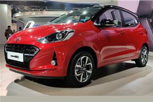 Sportier Hyundai Grand i10 Nios revealed with 100hp engine