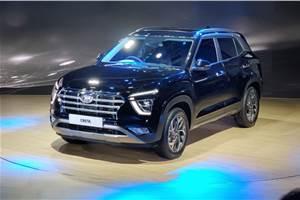 Second-gen Hyundai Creta debuts with radical look