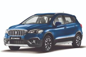 Maruti Suzuki S-cross petrol to launch next month