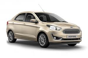 BS6 Ford Aspire price, variants explained