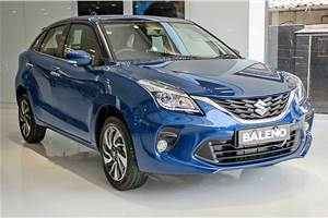 Maruti Suzuki Baleno sales cross 7 lakh units