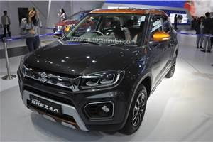 Maruti Suzuki Vitara Brezza facelift launched at Rs 7.34 lakh