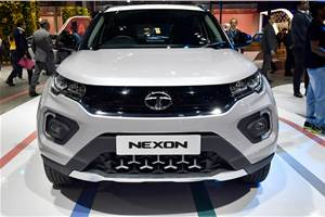 BS6 Tata Nexon petrol makes 120hp