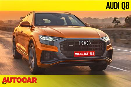 Audi Q8 India video review