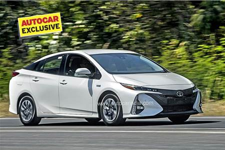 Toyota Prius PHEV review, test drive