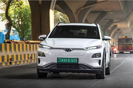 Hyundai Kona Electric long term review, first report