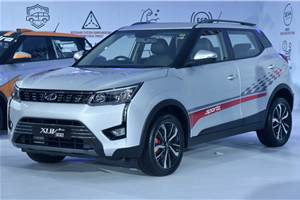 130hp Mahindra XUV300 petrol to launch in April