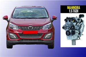 Mahindra Marazzo petrol launch in the coming months