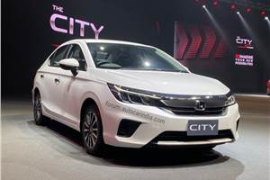 India-spec new Honda City dimensions, engine details revealed