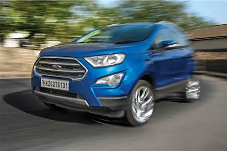 2019 Ford EcoSport long term review, third report