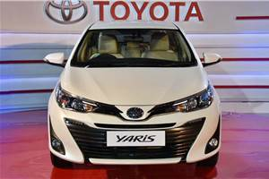 Toyota India to introduce base-spec Yaris for fleet segment