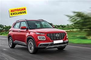 BS6 Hyundai Venue diesel fuel economy revealed