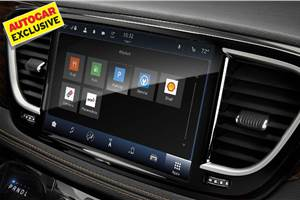 Jeep Compass facelift to get advanced UConnect 5 infotainment system