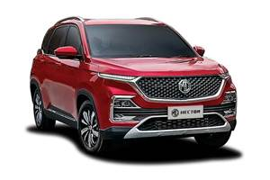 MG provides 100 Hector SUVs for COVID-19 related efforts