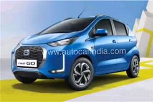 Datsun Redigo facelift to get 4 variants, 3 engine-gearbox options