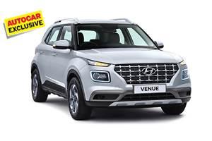 BS6 Hyundai Venue 1.0 petrol MT delivers 18.1kpl