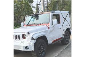 Next-gen Mahindra Thar ready for August launch