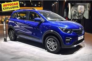 Renault Triber AMT to launch in three variants