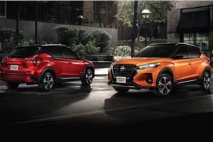 Thai-spec Nissan Kicks facelift revealed