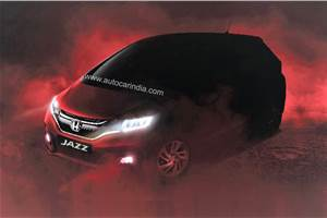 BS6 Honda Jazz to be petrol-only model