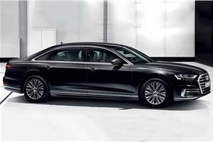 2020 Audi A8 L Security revealed