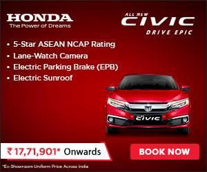 Sponsored - Honda Civic